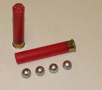 ".410 2 1/2"" 0000 Buckshot, case of 250"